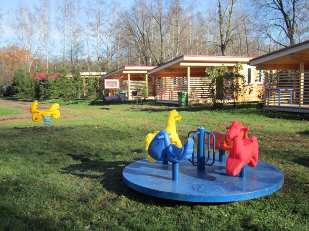 Место для пикника с детьми Поляна Невест в Кусково