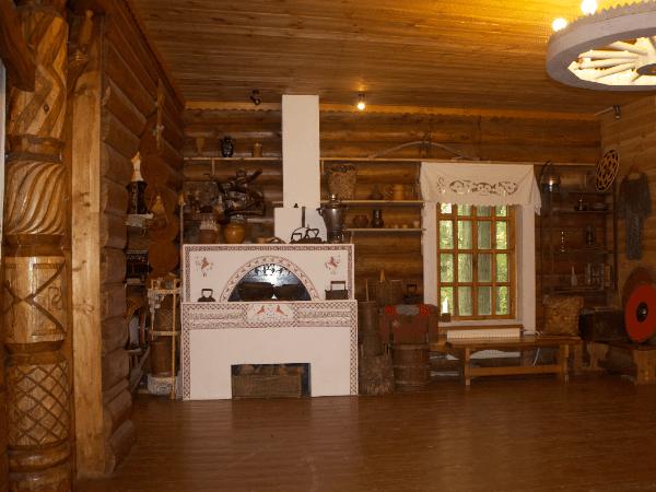 Светлица зал для мероприятий в Русском стиле