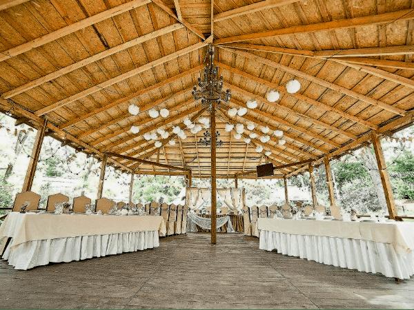 Беседки для свадьбы